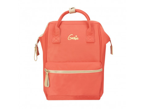 Genie Coral Stun Backpack For Girl