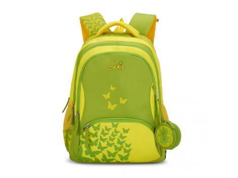 Genie Dream 30 Ltr Green Backpack