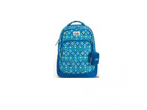 Genie Ikattish Teal 36L Backpack For Girls