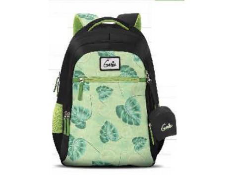Genie Mandarin Green 36L Backpack For Girls