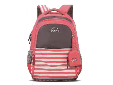 GENIE NAUTICAL PLUS PINK 17 SCHOOL BAGS FOR GIRLS