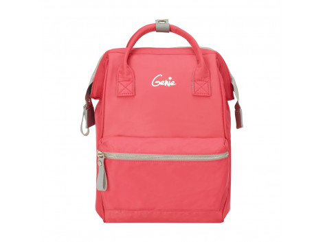 Genie Peach Stun Backpack For Girl