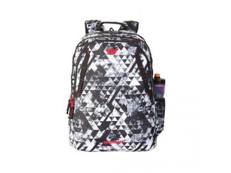 Wildcraft Geo 04 Black 38 Ltrs Backpack