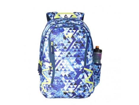 Wildcraft Geo 05 Blue 42 Ltrs Backpack