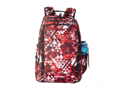 Wildcraft Geo 07 Red 45 Ltrs Backpack
