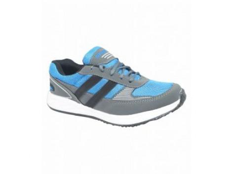 Glamour Grey Blue Sports Shoes (ART-MARATHON2)