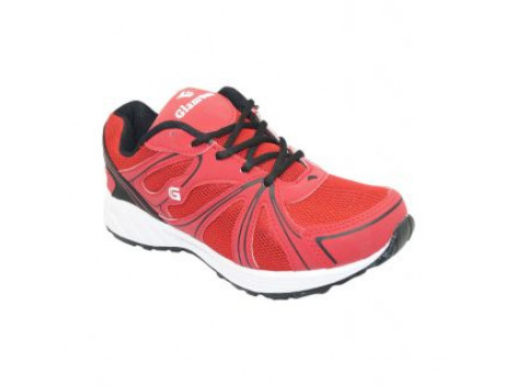 Glamour Red Sports Shoes (Classic4)