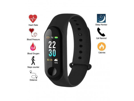 M3 Sports Fitness Band