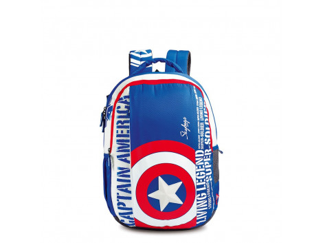 SKYBAGS MARVEL CAP. AMERICA 03 BLUE