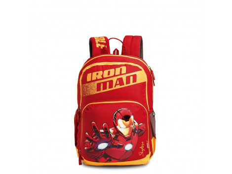 Skybags Iron Man America 02 Red