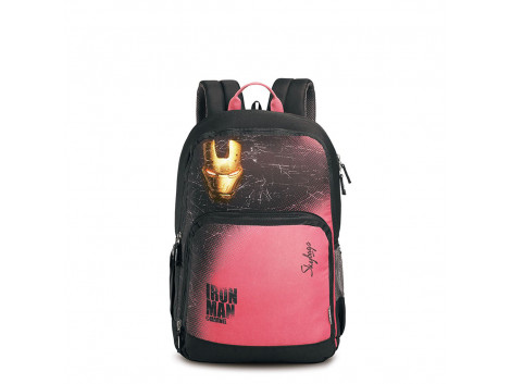 Skybags Marvel Champ 05 Iron Man Red