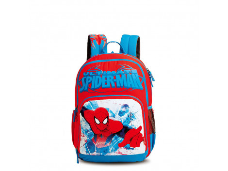 Skybags Marvel Champ Spiderman 03 Red