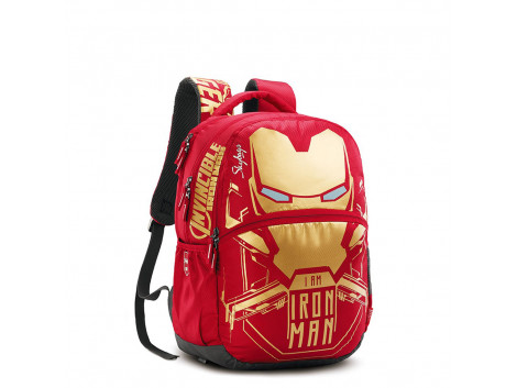 SKYBAGS MARVEL IRON MAN 04 RED - 32Ltrs