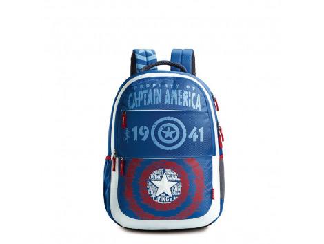 SKYBAGS MARVEL PLUS CAP. AMERICA 01 BLUE