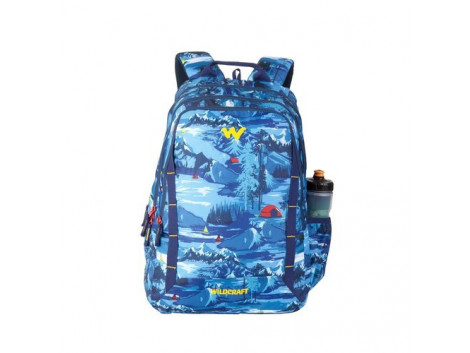Wildcraft Outdoor 07 Enamel 45 Ltrs Enamel Backpack