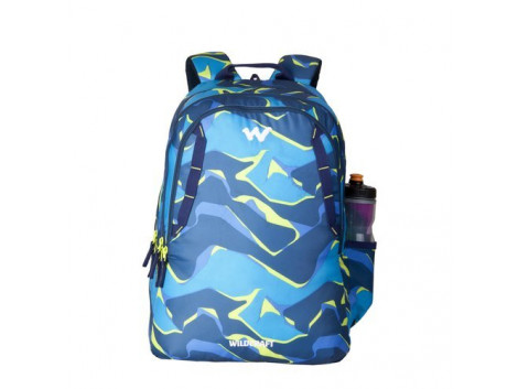 Wildcraft Padlo 04 Blue 38 Ltrs Backpack