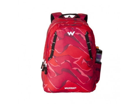 Wildcraft Padlo 04 Red 38 Ltrs Backpack