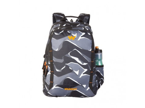 Wildcraft Padlo 07 Black 45 Ltrs Backpack
