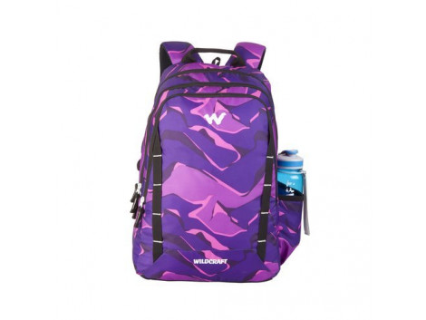 Wildcraft Padlo 07 Purple 45 Ltrs Backpack