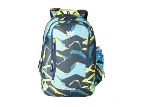 Wildcraft Padlo 05 Turquoise 42 Ltrs Backpack