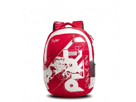 Skybags Pogo 01 Red