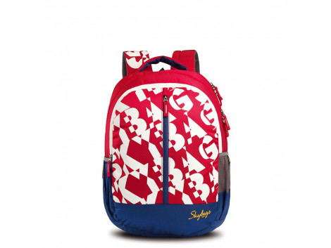 Skybags Pogo 04 Red