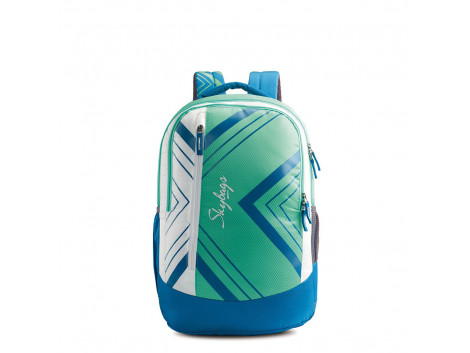 Skybags Pogo Plus Extra 01 Green