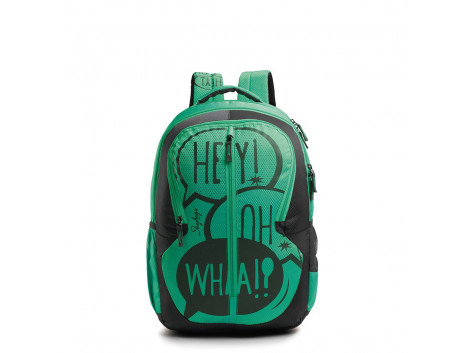 Skybags Pogo Plus 02 Green
