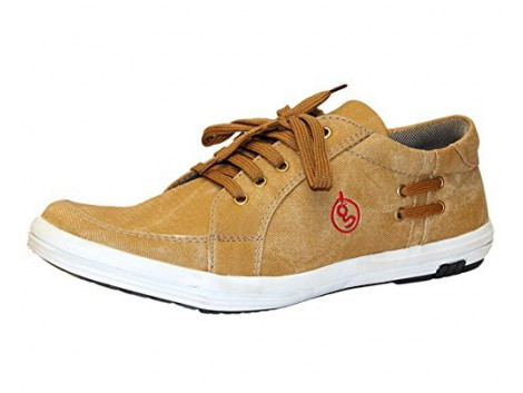 Rudose Men's Tan Casual Shoes