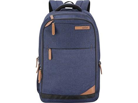 Safari CityMapper Blue 29 L Laptop Backpack