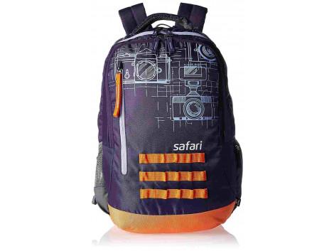 Safari Click Purple 35 Ltrs Backpack