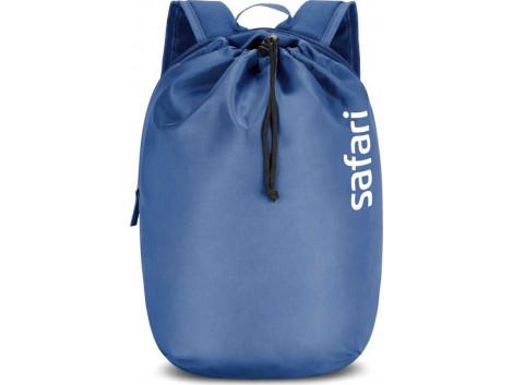 Safari Drawstring Denim Blue 10 L Daypack