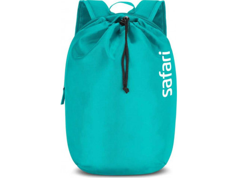 Safari Drawstring Sea Blue 10 L Daypack