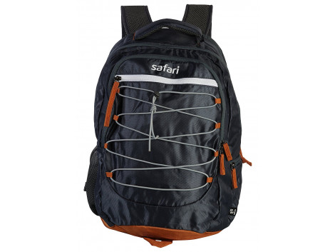 Safari Flipfold 35 Liters Dark Grey Laptop Backpack