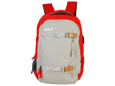 Safari Graph 45 Liters Grey Backpack