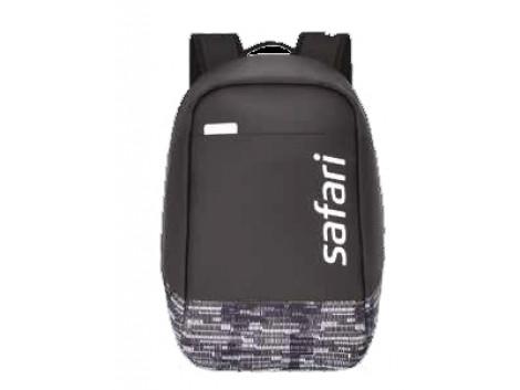 Safari Powerpack Charcoal Black 31 Ltr Laptop Backpack