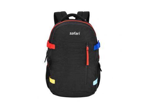 Safari Signature Black 43 L Laptop Backpack