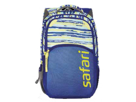 Safari Strokes Blue 39 L Backpack