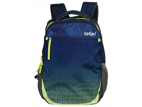 Safari Swipe 32 Liters Blue Backpack