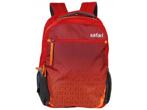 Safari Swipe 32 Liters Red Casual Backpack