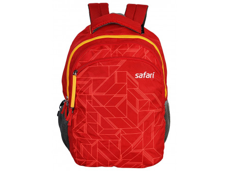 Safari Tangram 32 Liters Red Backpack