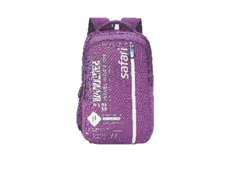 Safari Trio 05 Purple 37L Backpack Bags