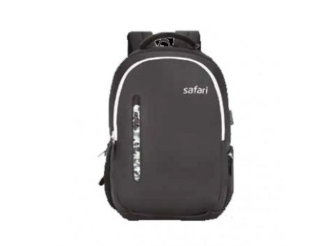 Safari Whiz Black 40 Ltr Laptop Backpack