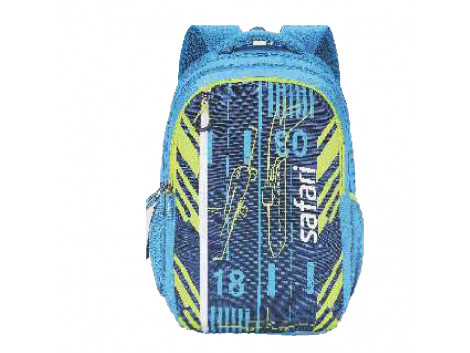 Safari Wing 03 Blue 37L Backpack Bags