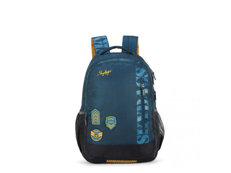 Skybags Bingo Extra 01 38 Blue Backpack