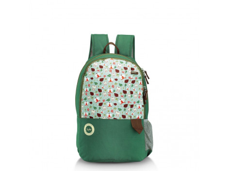 SKYBAGS BINGO EXTRA 02 GREEN SCHOOL BAG