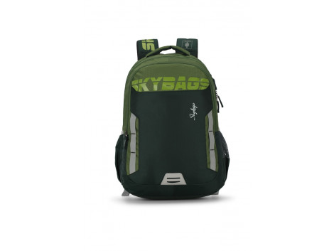 Skybags Figo Extra 02 30 L Green Backpack