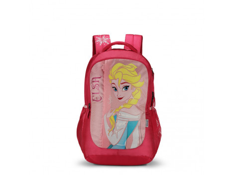 Skybags Frozen 01 Pink Backpack