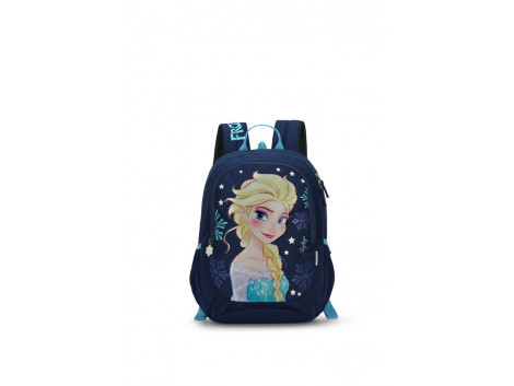Skybags Frozen Champ 04 Blue Backpack