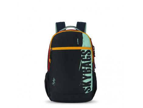 Skybags Komet 02 34 Blue Laptop Backpack